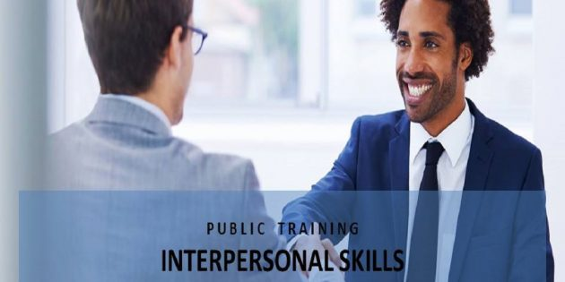 INTERPERSONAL SKILLS TRAINING – Almost Running